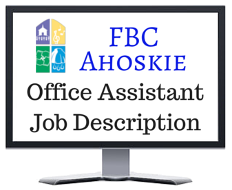 Office Assistant Job Description