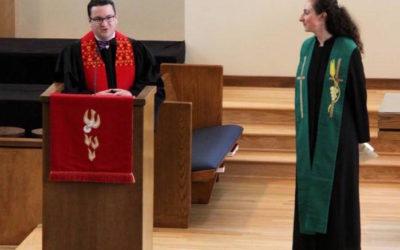Congrats, Rev. Revelle!