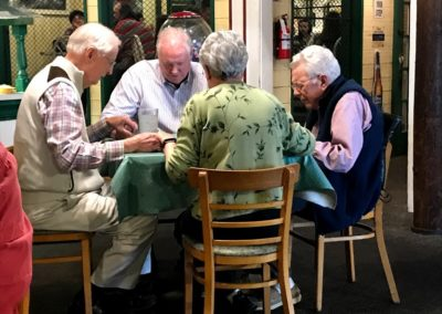 praying before meal