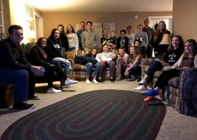 Youth Super Bowl Party 2019